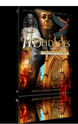 11 deidades del anticristo
