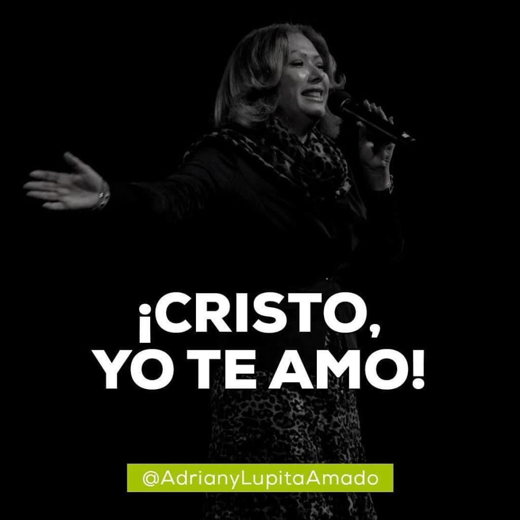 Frases Adrian y Lupita Amado- cristo yo te amo